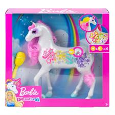 BARBIE - UNICORNO PETTINA E BRILLA