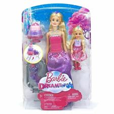 BARBIE - DREAMTOPIA CON CHELSEA TEA PARTY