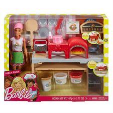 Barbie Pizza Chef Playset FHR09