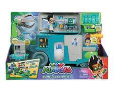PJ MASKS - LABORATORIO DI ROMEO PLAYSET 24965