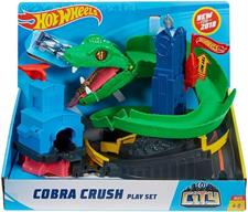 HOT WHEELS - PLAYSET COBRA FNB20