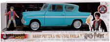 HARRY POTTER - C/AUTO FORD ANGLIA 1:24 185002