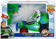TOY STORY 4 - BUGGY R/C CON BUZZ 1:24 154000