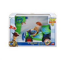 TOY STORY 4 - BUGGY R/C CON WOODY 1:24 154001