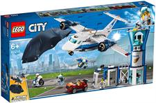LEGO CITY - POLIZIA AEREA BASE 60210