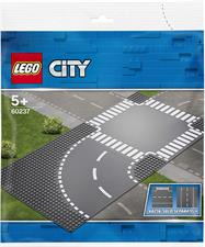 LEGO CITY - CURVA E INCROCIO 60237