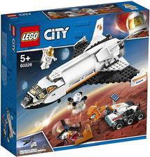 LEGO CITY - SPACE RICERCA SU MARTE 60226