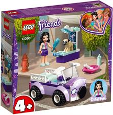 LEGO FRIENDS - CLINICA MOBILE 41360