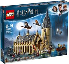Lego Harry Potter La Grande Sala 75954