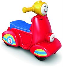 FISHER PRICE - SCOOTER CAGNOLINO CGT08     DJX20