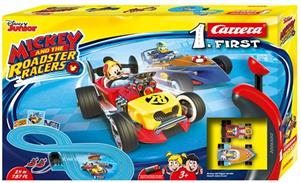 MICKEY RACERS - PISTA CARRERA 1.FIRST 63012