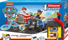 PAW PATROL - PISTA CARRERA 1.FIRST
