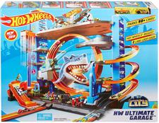 HOT WHEELS GARAGE ACROBAZIE FTB69