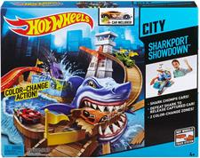 HOT WHEELS - PISTA SQUALO SPIAGGIA BGK04