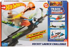 HOT WHEELS - PISTA TRACK BUILDER ROCKET FLK60