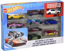 HOT WHEELS - PACK 9 MODELLINI X6999