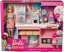 Barbie Pasticceria Playsey GFP59