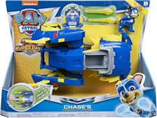Paw Patrol - Auto Trasformabile Chase 6053687