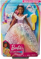 BARBIE - DREAMTOPIA ROYAL CON SPAZZOLA GFR44 GFR46