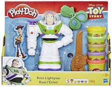 PLAYDOH - TOY STORY BUZZ CON VASETTI E3369