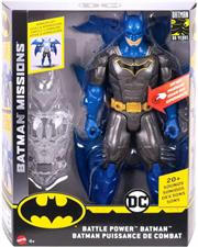 BATMAN - BATMAN SUPER ARMATURA MISSION GGV15 FYY22