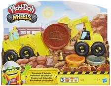 Playdoh Wheels - Escavatore E4294