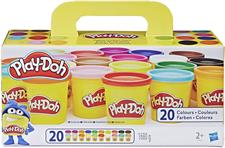 Playdoh - Super Color Pack 20pz A7924