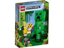 Lego Minecraft Creeper e Gattopardo Maxi 21156