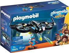 Playmobil - The Movie Robotitron Con Drone 70071