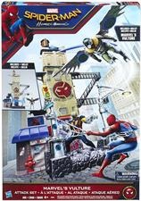 Spiderman - Attack PLAYSET B9692