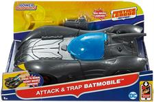 Justice League Batman Auto Attacca e Intrappola FGP36