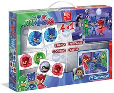 Pj Masks - Edukit 4in1 18013
