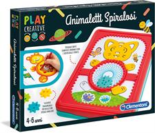 Play Creative - Animaletti Spiralosi 15264
