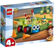 Lego Juniors - Toy Story Woody Rc 10766
