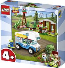 Lego Juniors - Toy Story Vacanza in Camper 10769