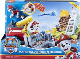 PAW PATROL - CAMION TRASFORMABILE MARSHAL 6053390