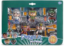 Pinypon Action - Pack 5 Personaggi PNC04000