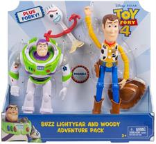 Toy Story 4 - Pack 3 Personaggi