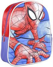 Zaino Asilo - Spiderman 3D
