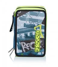 Astuccio Seven - Urban Rock 3 Zip