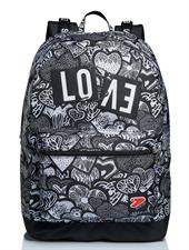 Zaino Seven - Reversible Backpack Drawing Love