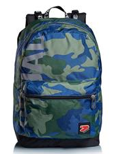 Zaino Seven - Reversible Backpack Camo Royale