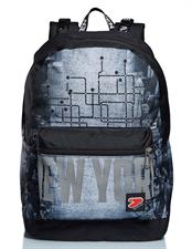 Zaino Seven - Reversible Backpack in Town