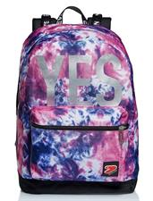 Zaino Seven - Reversible Backpack Tye & Dye Girl