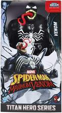 Spiderman Venom Titan Hero Deluxe 30cm E8684