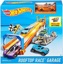 Hot Wheels - Pista Rooftop Race Garage