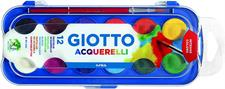Giotto - 12 Acquerelli 30MM