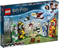 Lego Harry Potter - Partita Quidditch 75956