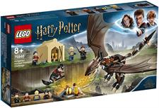 Lego Harry Potter - Sfida Ungaro Spinato 75946