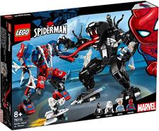 Lego Avengers - Spiderman Vs Venom 76115